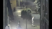 Police release new CCTV footage of Corrie McKeague