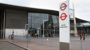 Armed police arrest man after suspicious device found on London Tube train