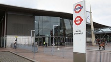 Man arrested after suspicious device found on tube train