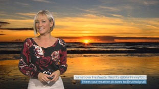 Wales Weather: Cold and frosty in places!