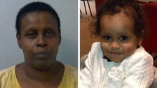 Mother who murdered daughter over custody battle jailed