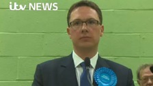 Witney has new Tory MP, but Lib Dems leap to second place