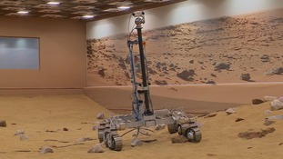 Funding for Stevenage designed Mars Rover hangs in balance after suspected crash of first lander