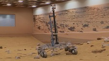 Stevenage's ExoMars rover funding hangs in balance