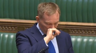 MP close to tears as Justice Minister's speech thwarts gay pardons bill to cries of 'shame'
