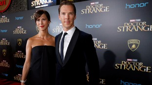 Benedict Cumberbatch and Sophie Hunter 'thrilled' over expecting second child