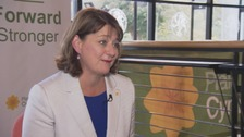 Plaid only party defending Wales' interests says Wood