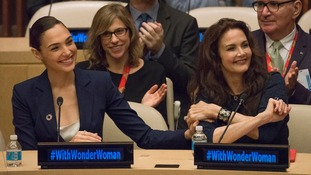 Wonder Woman made UN ambassador for women