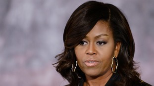 Michelle Obama polls better than her husband or either candidate.