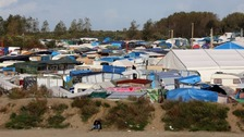 Process to shut Calais 'Jungle' camp due to start Monday