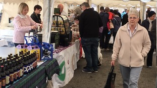 South of Scotland food and drink celebrated in Kirkcudbright