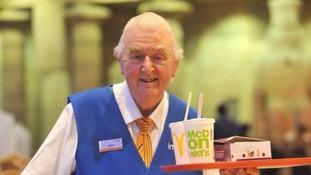 John Neild praised by customers