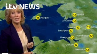 Here's Emma with your weekend weather update