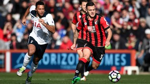 Premier League match report: Bournemouth 0-0 Tottenham Hotspur
