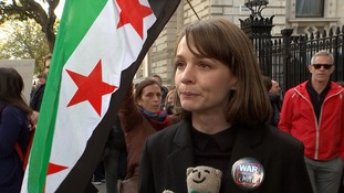 Carey Mulligan: UK should lead action over Syria's war children