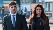 Natasha Massey on why she stood by fiancé Ched Evans