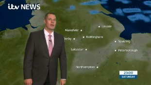 East Midlands Weather: Feeling quite chilly