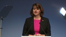 Leanne Wood: Government 'fanning flames' of xenophobia