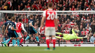 Premier League match report: Arsenal 0-0 Middlesbrough