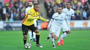 Premier League match report: Swansea 0-0 Watford