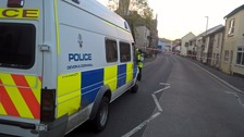 Suspicious device in Devon linked to Tube incident
