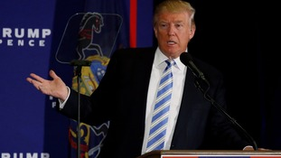 Donald Trump vows to sue sexual assault accusers after US election