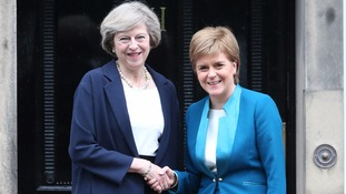 Scotland demands to be 'equal partner' in Brexit negotiations