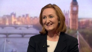 Suzanne Evans made the announcement on Sunday morning.