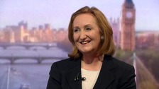 Suzanne Evans announces Ukip leadership bid