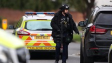 Armed police in Northolt stand-off for second night
