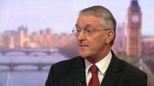 Hilary Benn is chairman of the Commons Brexit Committee.