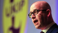 Paul Nuttall to annouce if he'll stand for UKIP leader