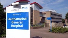 Hospital staff on alert after attack on woman