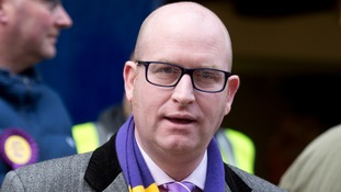 Paul Nuttall said he would be the 'unity' candidate