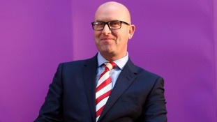 Paul Nuttall announces he'll stand for UKIP leader