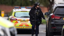 Armed police stand-off in west London enters third day