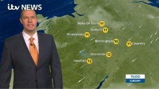 West Midlands Weather: Mostly dry and bright