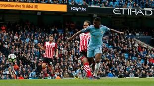 Premier League match report: Man City 1-1 Southampton