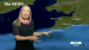 Your latest South West weather with Philippa Drew