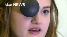 Optometrist spots tumour and saves life of teenager