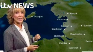 Here's Emma with your latest Granada weather