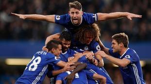 Premier League match report: Chelsea 4-0 Man United