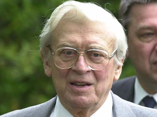 Dad's Army co-creator Jimmy Perry