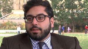 Ukip's Raheem Kassam hits out at rival Suzanne Evans over 'far right' label