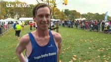 Leicester marathon winner: 'I feel brilliant, will celebrate tonight'