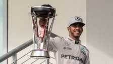Lewis Hamilton wins US Formula One Grand Prix