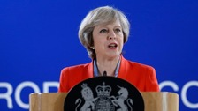 Theresa May offers to involve Wales in Brexit talks