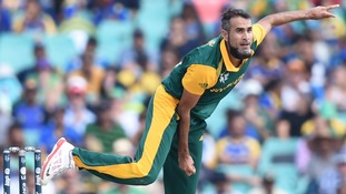 Derbyshire signs South Africa leg spinner Tahir