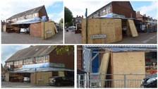 "Shops ""eyesore"" extension forcing locals to 'sell up'"