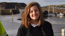 Life-saving Eyemouth teen nominated for award